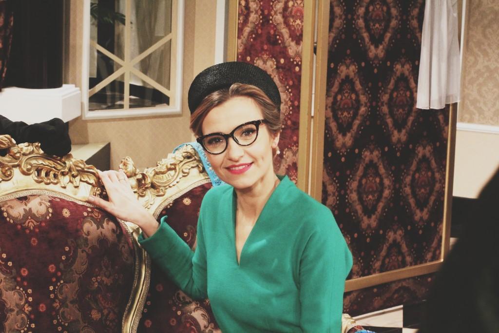 Interes Życia | Joanna Koroniewska na Scenie Teatru Komedia