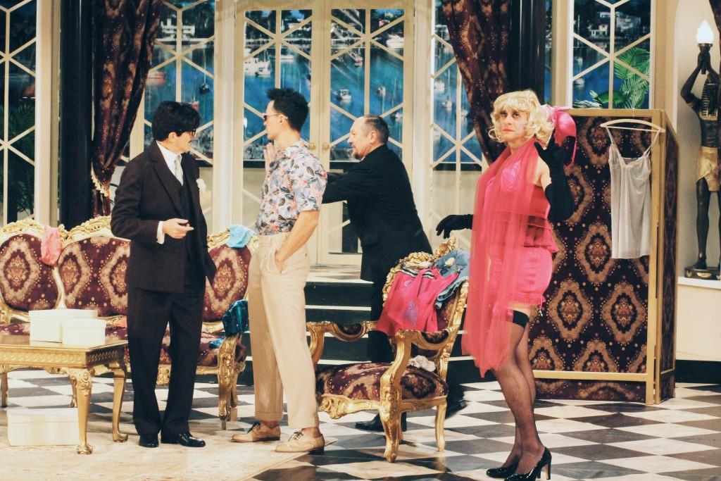 teatr komedia Interes życia spektakle warszawa