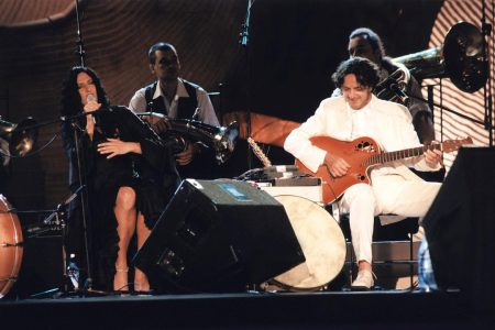 Kayah i Goran Bregovic