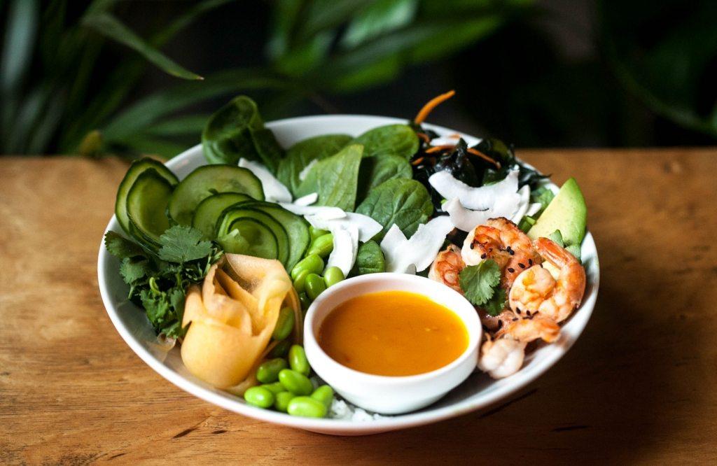 Hawajski Raj wita wiosnę nowym menu! - Shrimp Bowl 1024x666 - Hawajski Raj wita wiosnę nowym menu!