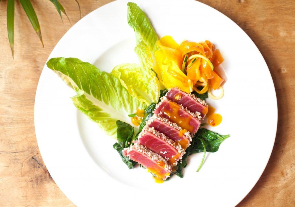 Hawajski Raj wita wiosnę nowym menu! - Waikiki Tuna 1024x719 - Hawajski Raj wita wiosnę nowym menu!