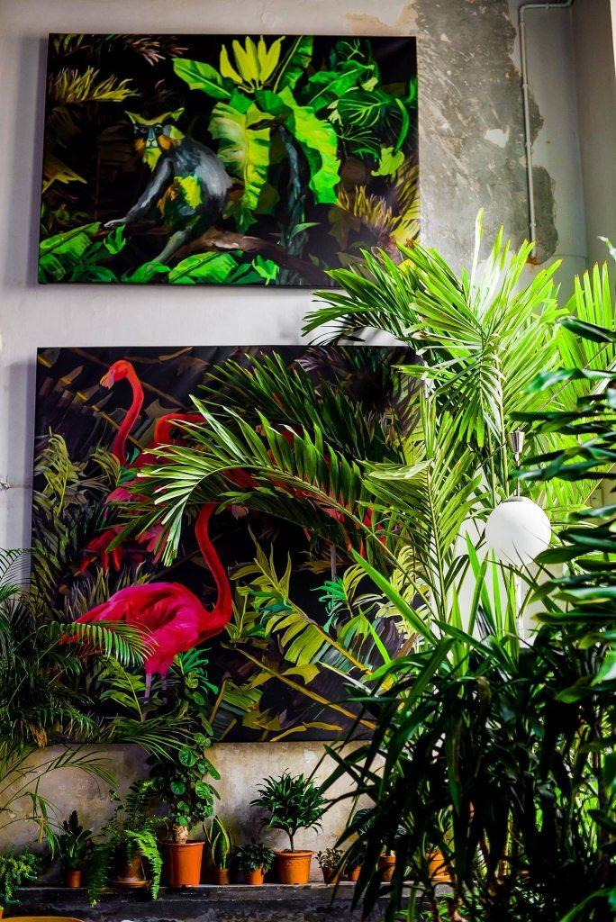 Hawajski Raj wita wiosnę nowym menu! - mat - Hawajski Raj wita wiosnę nowym menu!