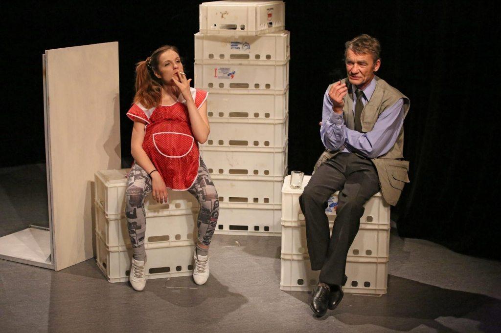 Draka z Krzysztofem Kiersznowskim w Teatrze Młyn - fot - Draka z Krzysztofem Kiersznowskim w Teatrze Młyn